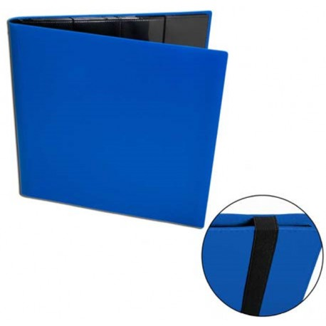 Carpeta para cartas GameGenic Azul