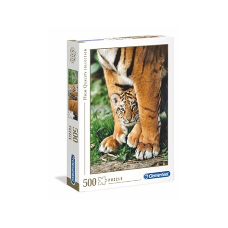High Quality Collection Puzzle 500 piezas – Bengal Tiger